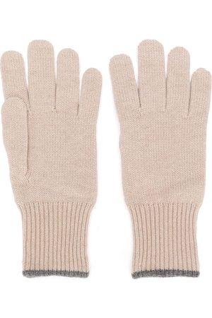 Brunello Cucinelli Handschuhe aus Kaschmir