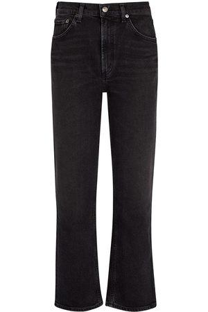AGOLDE Damen Straight - Panoramic wild straight jeans