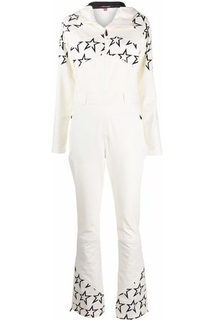 Perfect Moment Damen Jumpsuits - Star-print jumpsuit