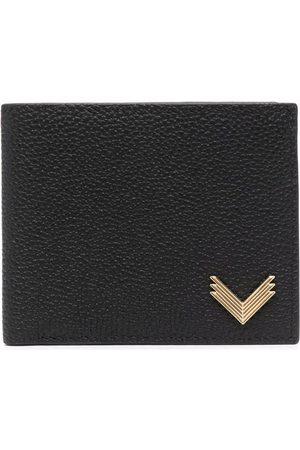 Manokhi Portemonnaie mit Logo-Schild