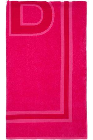 Balenciaga Strandhandtuch Aus Baumwolle Mit Logo