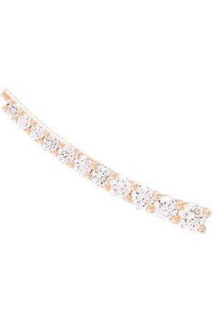 Alinka Damen Ohrringe - Dasha Super Fine' Ohrring mit Diamanten - Metallisch