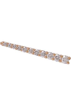 ALINKA 18kt 'Versa' Gold-Ear-Cuff mit Diamanten - Metallisch