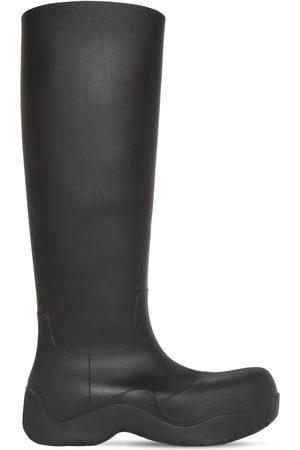 "Bottega Veneta 30mm Hohe Stiefel Aus Gummi ""puddle"""