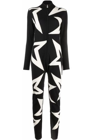 Perfect Moment Damen Jumpsuits - Star-print onesie