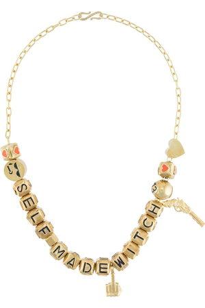 Natasha Zinko Damen Halsketten - Halskette mit Anhänger