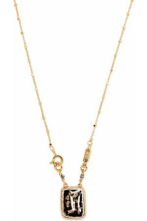 Gas Bijoux Totem Éclat Scapulaire Halskette