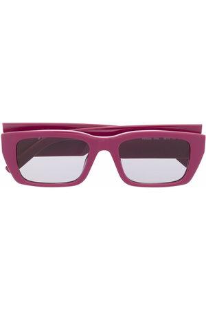 Palm Angels Sonnenbrillen - Rectangle-frame Palm sunglasses