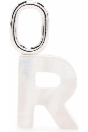 Maria Black Damen Halsketten - Lucid Letter R Anhänger