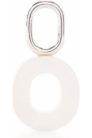 Maria Black Damen Halsketten - Lucid Letter O Anhänger
