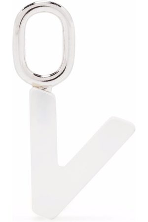 Maria Black Damen Halsketten - Lucid Letter V Anhänger