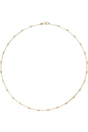 White Bird Damen Halsketten - 14kt Gelbgoldhalskette