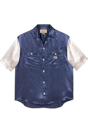 Gucci Herren Hemden - Hemd mit GG