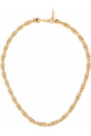 Missoma Damen Halsketten - Doppelte Marina Halskette