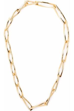 Missoma Damen Halsketten - Halskette mit verdrehten Gliedern