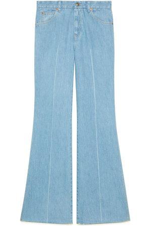 Gucci Ausgestellte Jeans