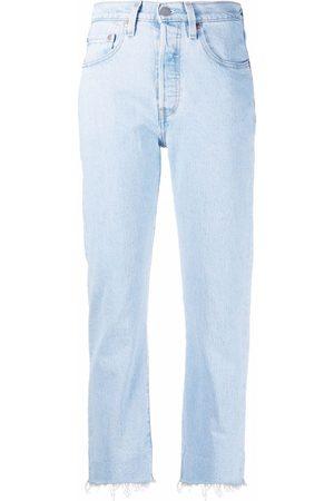 Levi's 501® Original cropped jeans