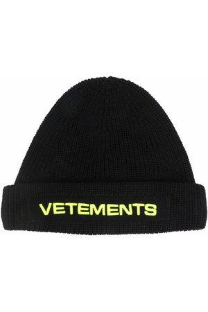 Vetements Mütze mit Logo-Stickerei