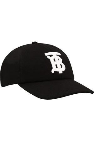 Burberry Logo-Basecap