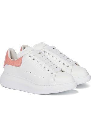 Alexander McQueen Damen Sneakers - Sneakers aus Leder