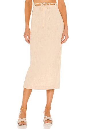 L'Academie Cindey Skirt in . Size XXS, XS, S, M, XL.