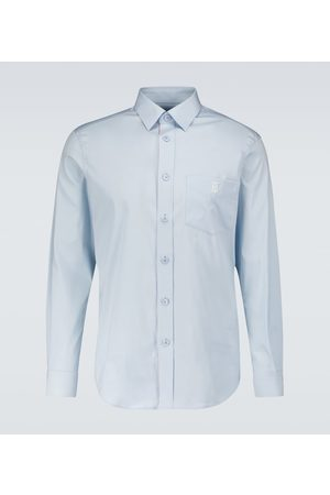 Burberry Blusen - Chappel langärmliges Hemd