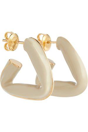Bottega Veneta Damen Ohrringe - Ohrringe aus Sterlingsilber und Emaille