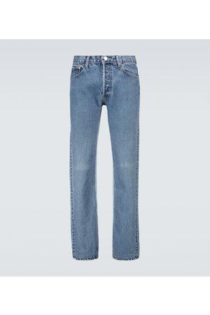 Balenciaga Straight - Straight Jeans Recycled