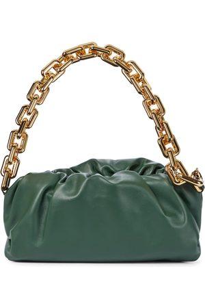 Bottega Veneta Schultertasche The Chain Pouch aus Leder