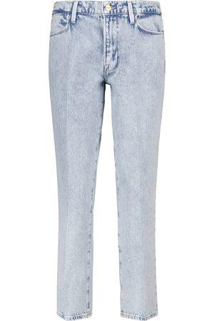 Frame Skinny Jeans Le High