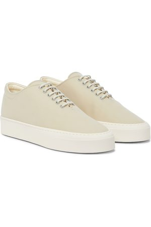 The Row Sneakers Marie H aus Canvas