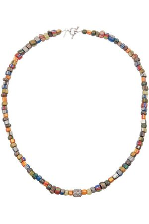 CATHERINE MICHIELS Halsketten - Halskette mit Perlen - Mehrfarbig