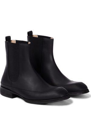 The Row Damen Stiefeletten - Exklusiv bei Mytheresa – Chelsea Boots Garden aus Leder