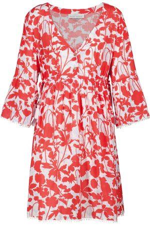 Heidi Klein Damen Bedruckte Kleider - Bedrucktes Minikleid Sardinia aus Baumwolle