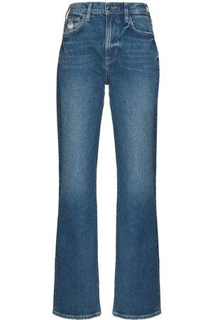 Frame Damen Straight - Le Jane straight-leg jeans