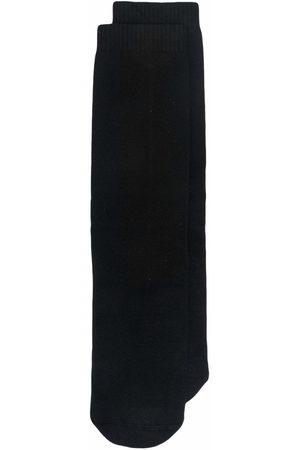 Golden Goose Socken & Strümpfe - Gestrickte Socken mit Stern-Print