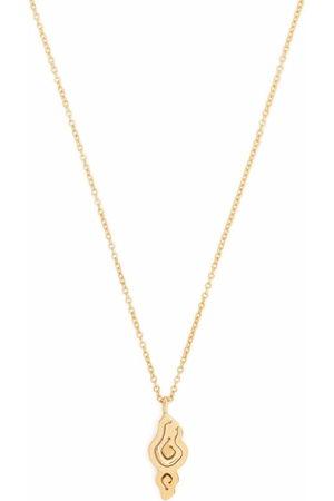 KAY KONECNA Damen Halsketten - Halskette mit Pia Bar-Anhänger