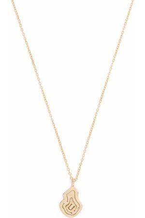 KAY KONECNA Damen Halsketten - Halskette mit Pia-Anhänger