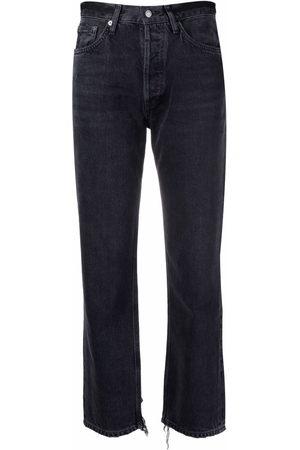 AGOLDE Damen Cropped - Lana cropped jeans