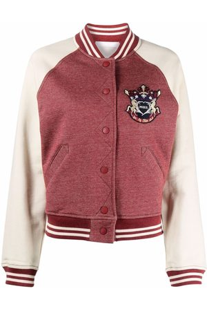 See by Chloé Teddy bomber jacket