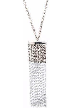 MM6 MAISON MARGIELA Chain-link pendant necklace