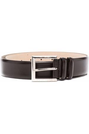 Orciani Herren Gürtel - Buckled leather belt