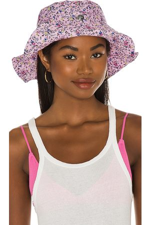 Ganni Floral Bucket Hat in . Size XS/S.