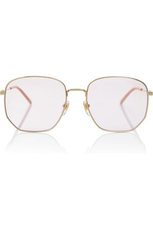 Gucci Exklusiv bei Mytheresa – Sonnenbrille aus Metall