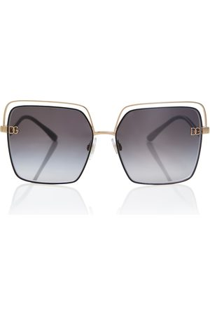 Dolce & Gabbana Eckige Sonnenbrille