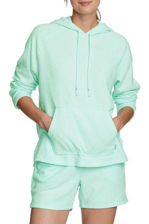 Eddie Bauer Damen Sweatshirts - Shoreline Kapuzenpullover Damen Gr. XS