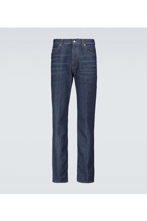 Gucci Ouverture Straight Jeans
