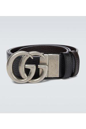 Gucci Gürtel - Gürtel GG Marmont aus Leder