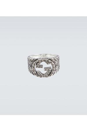 Gucci Ring Interlocking G aus