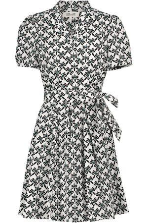 Diane von Furstenberg Minikleid Evalina aus Baumwollpopeline